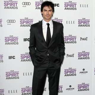Ian Somerhalder in 27th Annual Independent Spirit Awards - Arrivals