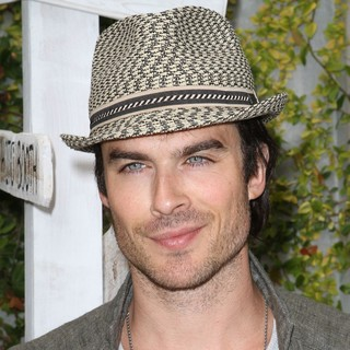 Ian Somerhalder in The Last Night I Swam with A Mermaid Book Launch Earth Day Celebration