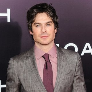 Ian Somerhalder in Noah New York Premiere