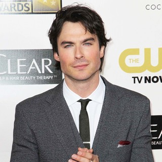 Ian Somerhalder in 18th Annual Critics' Choice Movie Awards