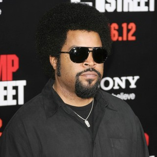 Ice Cube in Los Angeles Premiere of 21 Jump Street - Arrivals