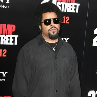 Ice Cube in Los Angeles Premiere of 21 Jump Street - Arrivals - ice-cube-premiere-21-jump-street-03