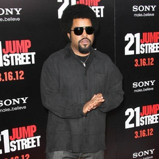 Ice Cube in Los Angeles Premiere of 21 Jump Street - Arrivals - ice-cube-premiere-21-jump-street-04