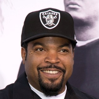 Ice Cube in World Premiere of Universal Pictures' Straight Outta Compton - Arrivals