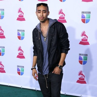 Ice Marrow in 13th Annual Latin Grammy Awards - Arrivals