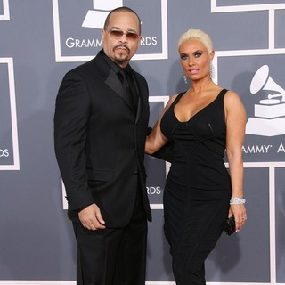 Ice-T, Coco in 54th Annual GRAMMY Awards - Arrivals