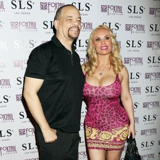 Ice-T and Coco Celebrate Coco's Birthday