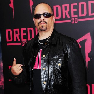 Ice-T in Dredd New York Screening - ice-t-screening-dredd-01