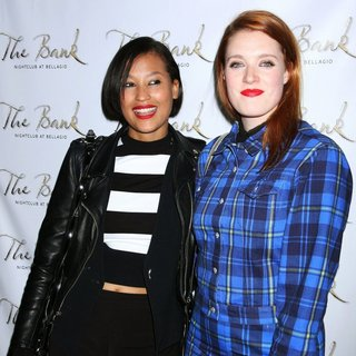 Icona Pop in Icona Pop Host The Evening for New Years Eve Weekend