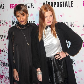 Icona Pop in Teen Vogue 10th Anniversary and Chloe Grace Moretz Sweet 16 Celebration