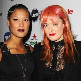 Icona Pop in The 55th Annual GRAMMY Awards - Warner Music Group 2013 Grammy Celebration Presented by Mini