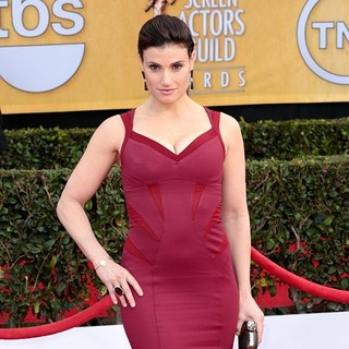 Idina Menzel in 19th Annual Screen Actors Guild Awards - Arrivals