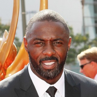 Idris Elba in 2011 Primetime Creative Arts Emmy Awards - Arrivals