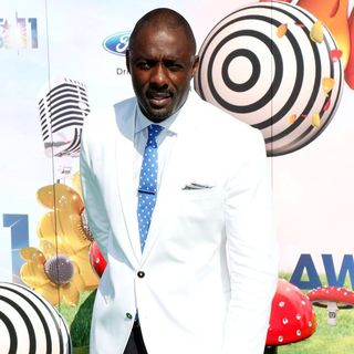 Idris Elba in BET Awards 2011