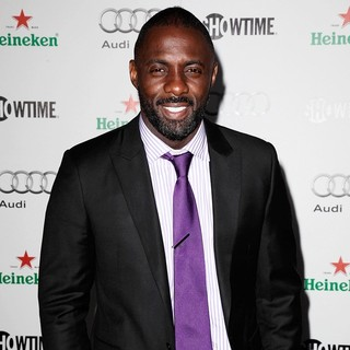 Idris Elba in Showtime Emmy Nominee Reception