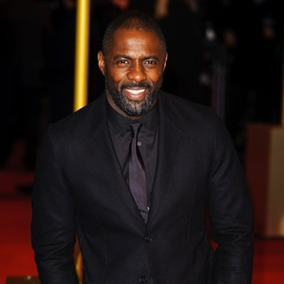 Idris Elba in Les Miserables World Premiere - Arrivals