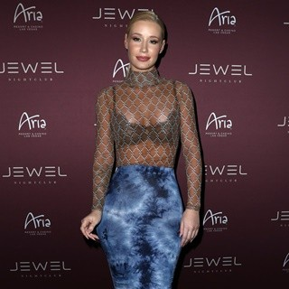 Jewel Nightclub Inside Aria Welcomes Iggy Azalea for Special Live Performance