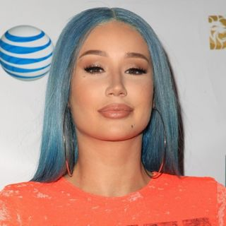 Iggy Azalea in WNBA All Weekend 2019
