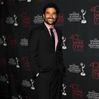 Ignacio Serricchio in 40th Annual Daytime Entertainment Creative Arts Emmy Awards