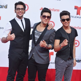 Il Volo in 2013 Billboard Latin Music Awards - Arrivals - il-volo-2013-billboard-latin-music-awards-01