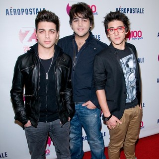 Il Volo in Z100's 2011 Jingle Ball Presented by Aeropostale - Arrivals - il-volo-z100-s-2011-jingle-ball-02