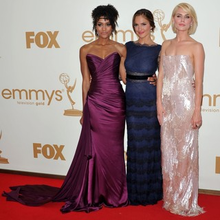Rachael Taylor in The 63rd Primetime Emmy Awards - Arrivals - ilonzeh-kelly-taylor-63rd-primetime-emmy-awards-02