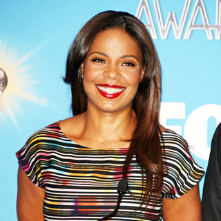 Sanaa Lathan in 42nd Annual Image Awards Nomination Announcements and Press Conference