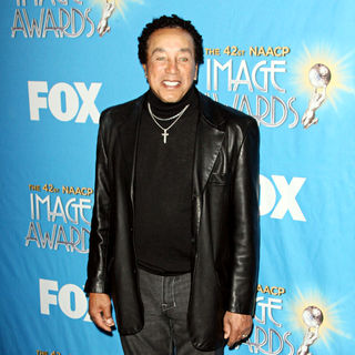 Smokey Robinson in 42nd Annual Image Awards Nomination Announcements and Press Conference
