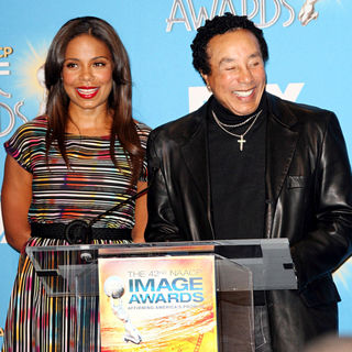 Sanaa Lathan, Smokey Robinson in 42nd Annual Image Awards Nomination Announcements and Press Conference