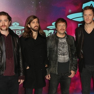 Imagine Dragons in 20th MTV Europe Music Awards - Arrivals