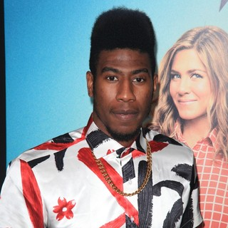 Iman Shumpert in We're the Millers World Premiere