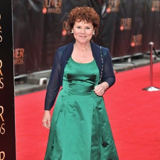 Imelda Staunton in The Olivier Awards 2013 - Arrivals