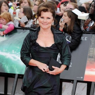 Imelda Staunton in Harry Potter and the Deathly Hallows Part II World Film Premiere - Arrivals