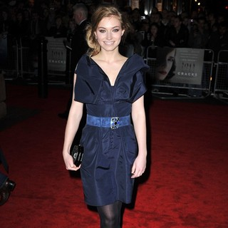 Imogen Poots in The Screening of Cracks - During BFI London Film Festival 2009
