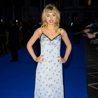 Imogen Poots in Filth UK Film Premiere - Arrivals