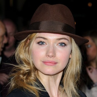 Imogen Poots in The Umbrellas of Cherbourg - Press Night - Arrivals - imogen-poots-umbrellas-of-cherbourg-01