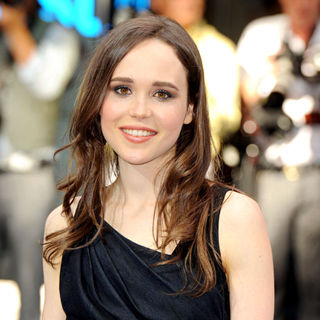 Ellen Page in The UK Premiere of Inception - Arrivals