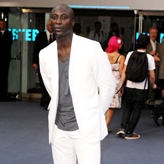 Ozwald Boateng in The UK Premiere of Inception - Arrivals