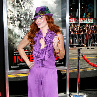 "Phoebe Price in Warner Bros. Pictures' Los Angeles Premiere of ""Inception"""