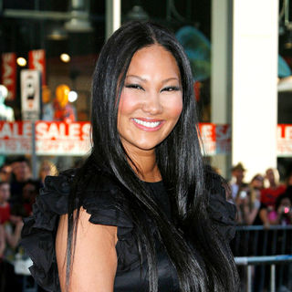 "Kimora Lee Simmons in Warner Bros. Pictures' Los Angeles Premiere of ""Inception"""
