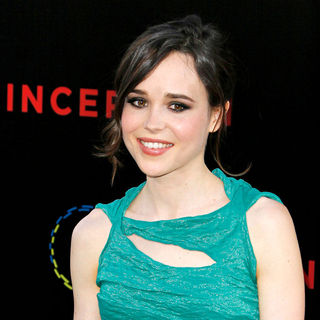 "Ellen Page in Warner Bros. Pictures' Los Angeles Premiere of ""Inception"""