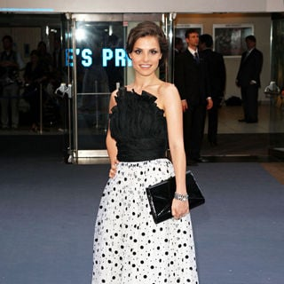 Charlotte Riley in The UK Premiere of Inception - Arrivals