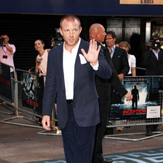 Guy Ritchie in The UK Premiere of Inception - Arrivals