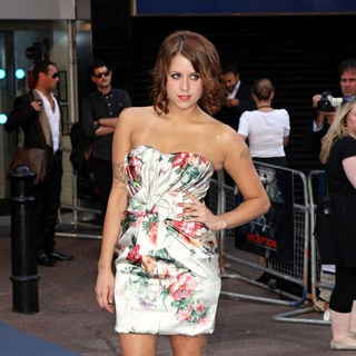 Peaches Geldof in The UK Premiere of Inception - Arrivals
