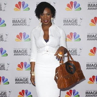 India.Arie in The 43rd Annual NAACP Awards - Arrivals - india-arie-43rd-annual-naacp-awards-02