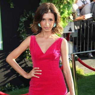 India de Beaufort in The World Premiere of The Odd Life of Timothy Green - Arrivals