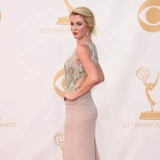 Ireland Baldwin in 65th Annual Primetime Emmy Awards - Arrivals