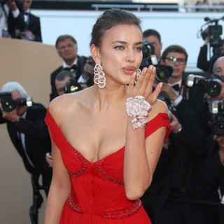 Irina Shayk in Killing Them Softly Premiere - During The 65th Cannes Film Festival