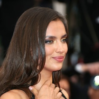 Irina Shayk in 66th Cannes Film Festival - All Is Lost Premiere