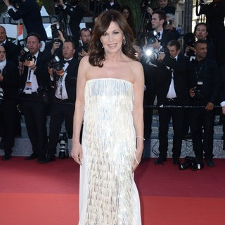 Iris Berben in 69th Cannes Film Festival - From the Land of the Moon Premiere - Arrivals